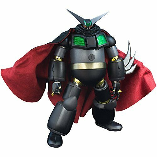 kb10 Sentinel x T-REX Getter Robo BLACK GETTER Action Figure NEW from Japan