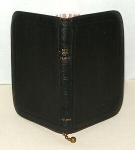 The-New-Testament-Of-Our-Lord-amp-Saviour-Cambridge-nonpareil-48mo-India-Zipped