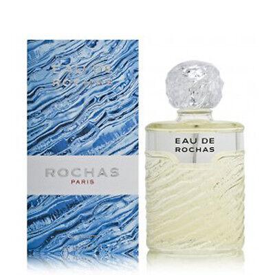 EAU DE ROCHAS de ROCHAS Colonia Perfume EDT 100 mL Mujer Woman Femme   eBay
