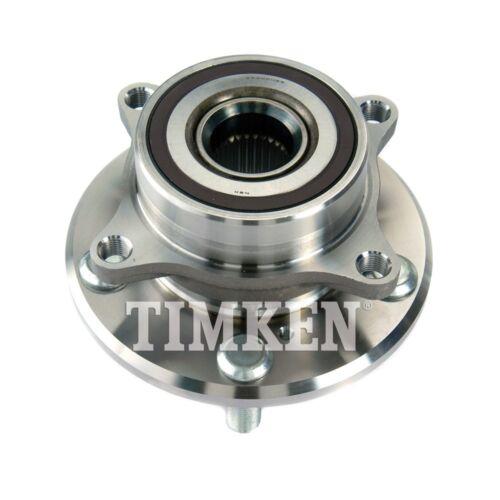 Wheel Bearing and Hub Assembly Front Timken HA590433 fits 11-18 Honda Odyssey