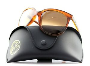 NEW-Authentic-RAY-BAN-CATS-1000-Tortoise-Pink-Brown-Sunglasses-RB-4126-820-A5