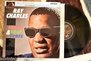 Ray Charles - Vinyl LP: (Ray Charles) Sweet and Sour Tears ...