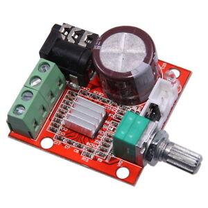 PAM8610-2x10W-12V-Digital-Audio-Stereo-Verstarker-Amplifier-AMP-Module-Class-D