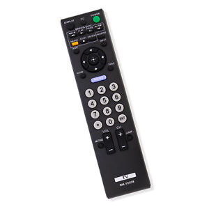 New Rm Yd028 Remote Control For Sony Bravia Tv Kdl 26l5000 Kdl 40s504 Kdl55v5100 Ebay