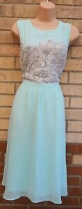 WAREHOUSE-MINT-GREEN-WHITE-SEQUIN-BEADED-A-LINE-SLEEVELESS-MIDI-PARTY-DRESS-14