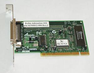 DRIVER: KOFAX SCSI CONTROLLER