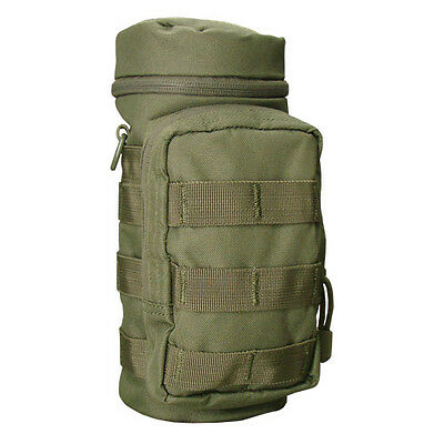 CONDOR MOLLE Nalgene H2O Hydration Carrier Pouch ma40 OLIVE DRAB OD GREEN