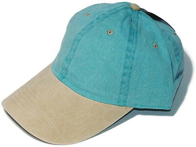 New Fashion Baseball Cap Hat Blue Jean Denim Nostalgic Wash vintage lewis style