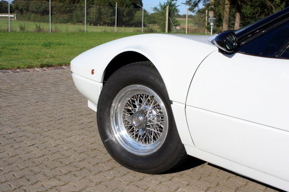 Ferrari 308 3,0 GTS Benzin modelår 1978 km 40000 Hvid alarm,