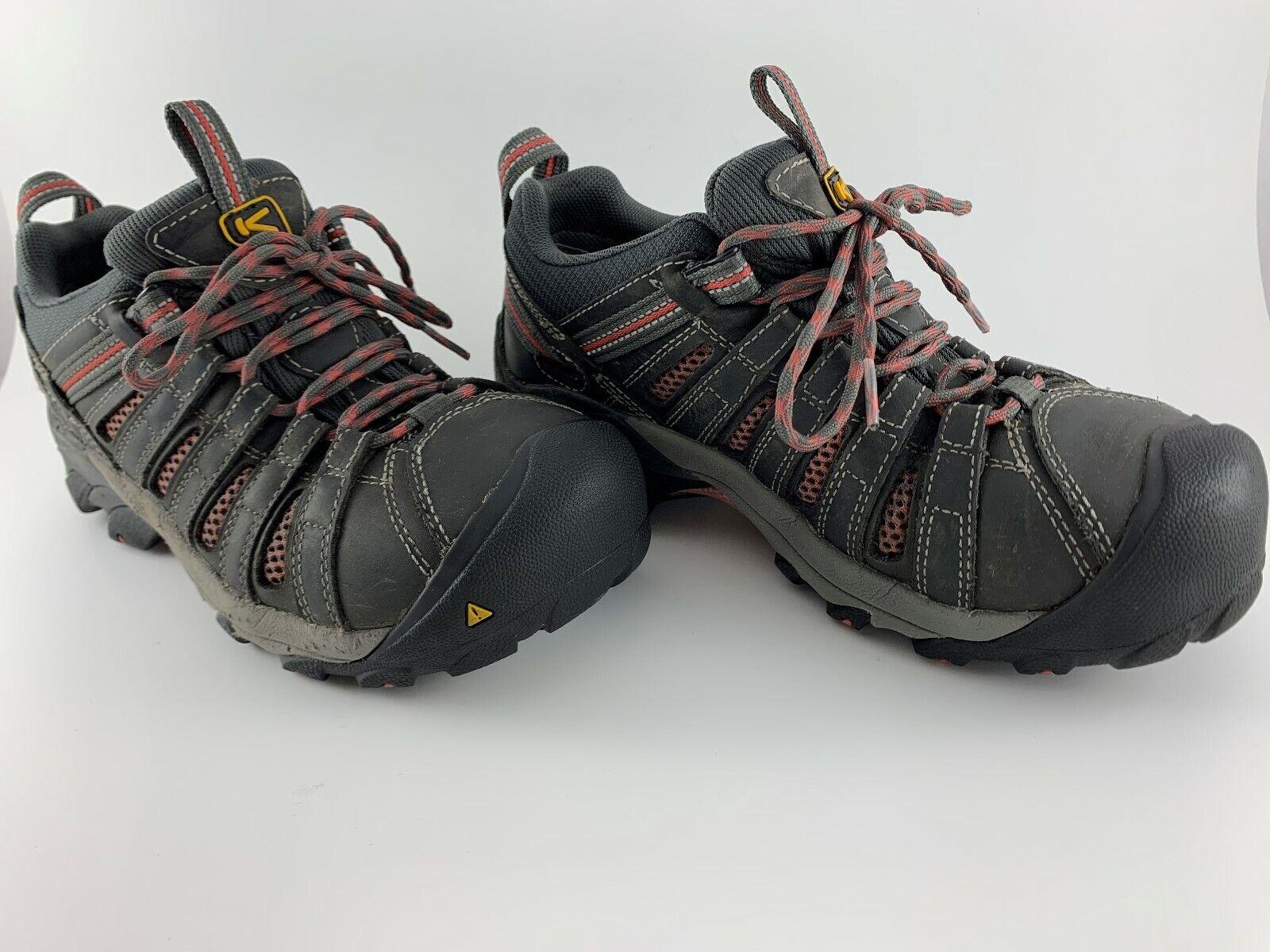 Keen Flint bajo ASTM F2413-11 EH Senderismo Trabajo Mujer Zapatos   envío Gratis  rápido