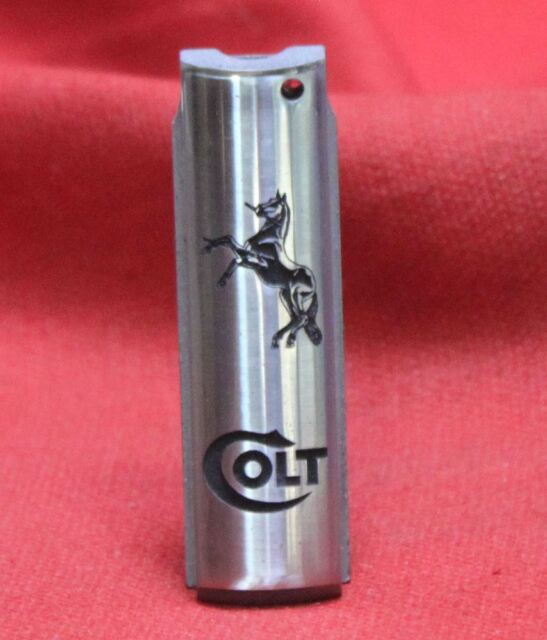 Colt Firearms Full Size 1911 Stainless Steel Mainspring Housing