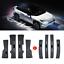 Fits Toyota RAV4 2020 Carbon Fiber leather Side Door Sill Guards Plate Trim 8pcs