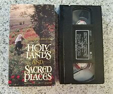 Reader's Digest Holy Lands And Sacred Places VHS Video Tape