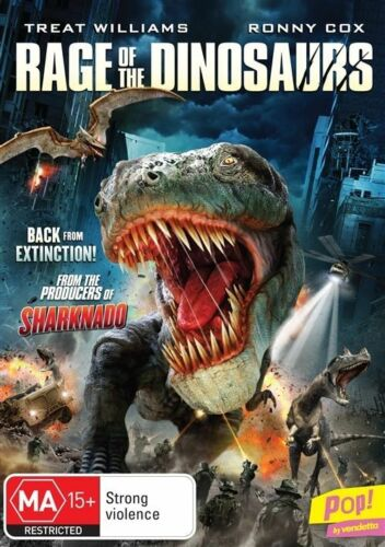 1 of 1 - Rage Of The Dinosaurs (DVD, 2014)