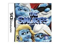 Smurfs Nintendo Ds Game on sale
