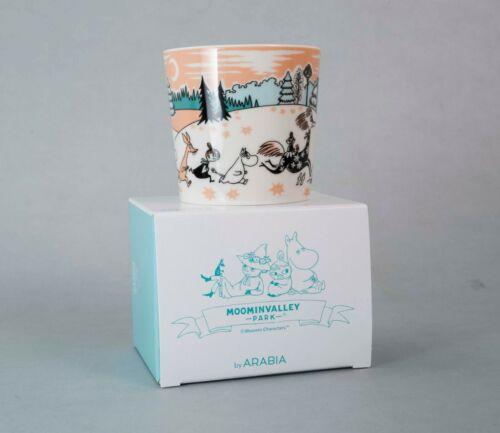ARABIA Moominvalley Ltd Mug /& Exhibition Flyer 2019 Moomin Valley Park Limited