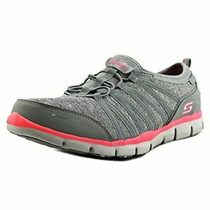 Skechers Sport 22602 Women's Gratis Fashion Sneaker Gray/Pink