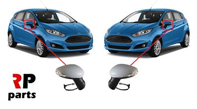 Pour Ford Fiesta 2002-2008 nouvelle aile miroir chauffant électrique noir Gauche N//S LHD