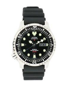 Citizen-Men-039-s-Promaster-Automatic-Calendar-Black-Strap-42mm-Watch-NY0040-41E