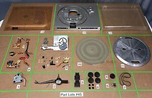 Sansui-FR-D25-Turntable-Record-Player-Parts-Lots-Replacement-Repair-OEM-Vintage