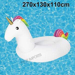 Shorts Fast Deliver Hot Sales Swimming Water Lounge Pool Giant Rideable Unicorn Inflatable Float Toy Inflatable Ride-ons Swimming Inflatable Unicorn