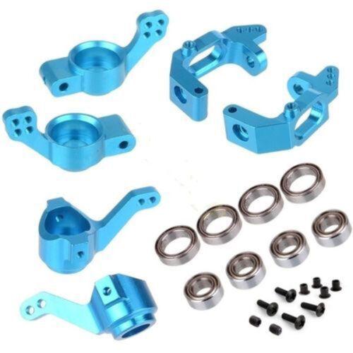 HSP unlimited 1//10 remote control car alloy 102011 102012 102010 blue US