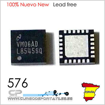 1 Unit Lp8545sq L8545sq L8545s L8545 Qfn 100% Neu Original