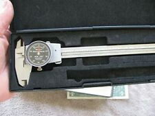 Brown Sharpe Swiss 599 579 5 Dial Caliper Machinist Tool