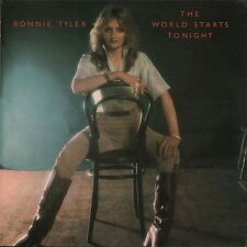 "12"" Bonnie Tyler The World Starts Tonight (Lost In France, More Than A Lover)"