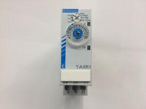Crouzet TA2R1 Din rail timer