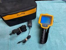 Very Clean Fluke Ti9 9hz Infrared Thermal Imaging Camera Imager With Case