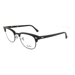 733818aeca Image is loading Ray-Ban-Glasses-Frames-5154-Clubmaster-2077-Matt-
