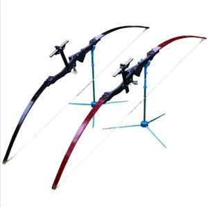18 30 40lbs Adulto Juventud Tiro con Arco Recurvo Arco Mano derecha estiraje caza con arco