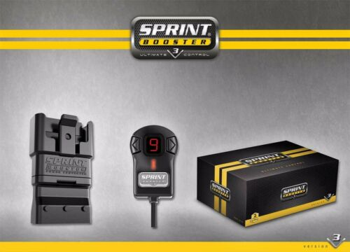 Sprint Booster Bmw 3-series 2001-2018 With V3 Throttle Pedal Acceleration Tecy