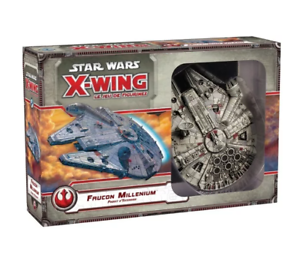 Star-Wars-X-Wing-Faucon-Millennium-Expansion-Pack-FFSWX06-FR-NEUF