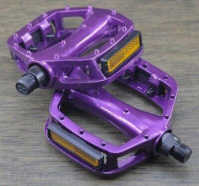 Coloré fixed gear vélo de route Pédales 9//16 Plateforme