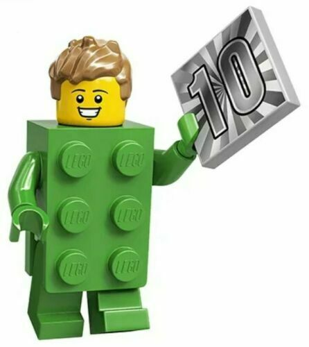 Lego 71027 Series 20 Open Blind bag minifigure Choose from Menu