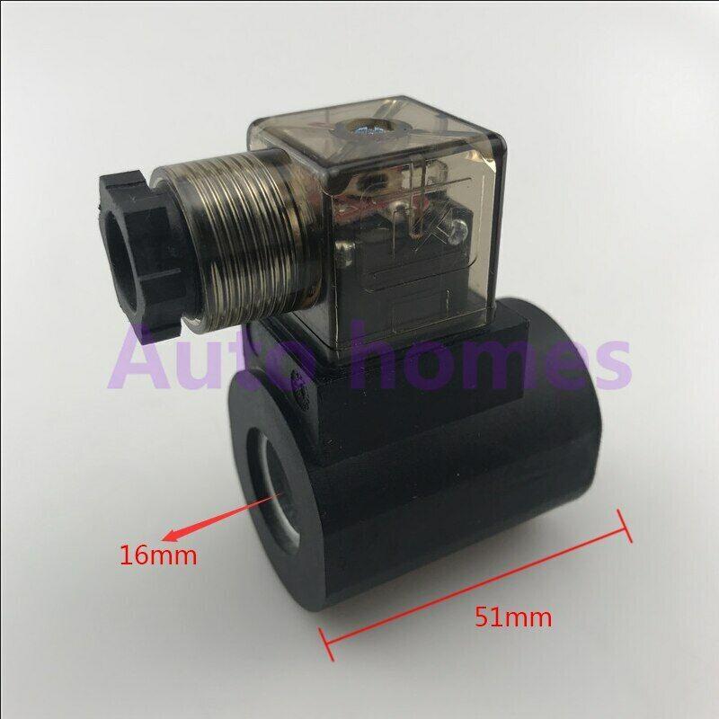 Hydraulic solenoid valve coil inner hole 31MM MFZ12-90YC MFB12 110V 220V.