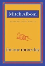 For One More Day by Mitch Albom (2008, Paperback)