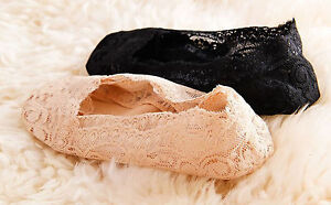 1-Women-Lady-Girls-No-Show-Summer-Invisible-Low-cut-Foot-Boat-Lace-short-Socks