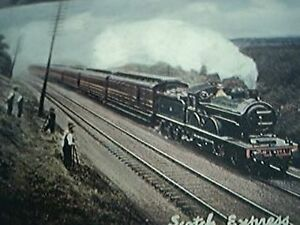 postcard used 1916 scotch express N E railway - <span itemprop=availableAtOrFrom>Leicester, United Kingdom</span> - Returns accepted Most purchases from business sellers are protected by the Consumer Contract Regulations 2013 which give you the right to cancel the purchase within 14 days after the da - Leicester, United Kingdom