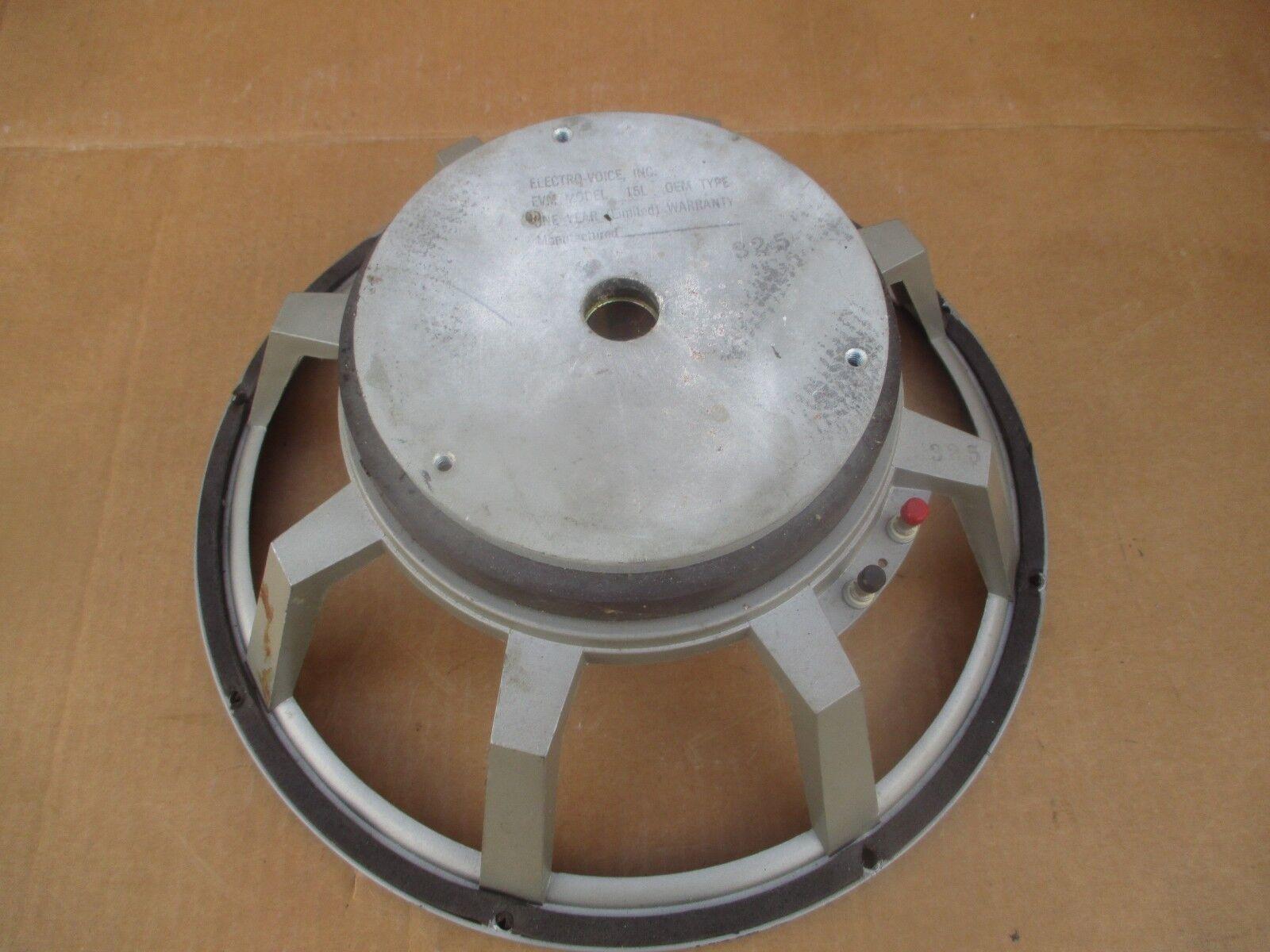 ELECTRO VOICE EVM 15 L Speaker  - 15   - made in USA