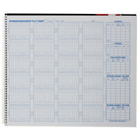 Score Right Football Stat Book on sale