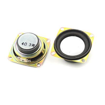"2pcs 2/"" inch Audio speaker cover decorative circle metal mesh grille Pip B FS"