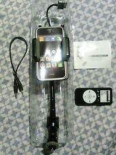 Allkit FM Transmitter Car Kit MP3 For iPhone 4 4G 4S iPod Touch Nano