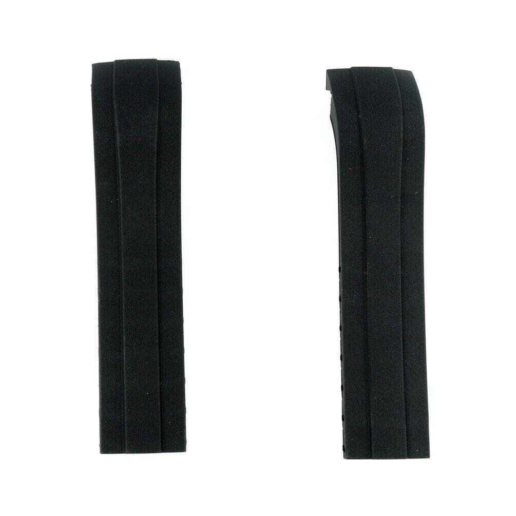 Rubber strap black Jaguar watch special edition 22mm -14 models-