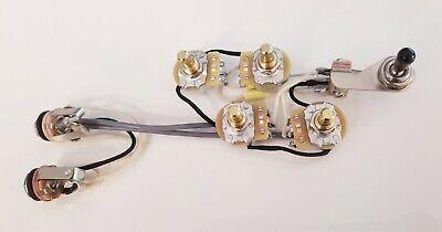 Rickenbacker 4001/4003 bass arnés de cableado-salidas estéreo/mono | eBayeBay