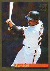 Baseball Cards 1994 Score Gold Rush 431 Ellis Burks