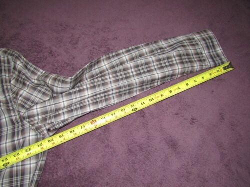etiquetas Tamaño vestir a grande 145 Nuevo Nwt Mens cuadros Hickey Msrp Con de Freeman Camisa XYYnBq7Z8