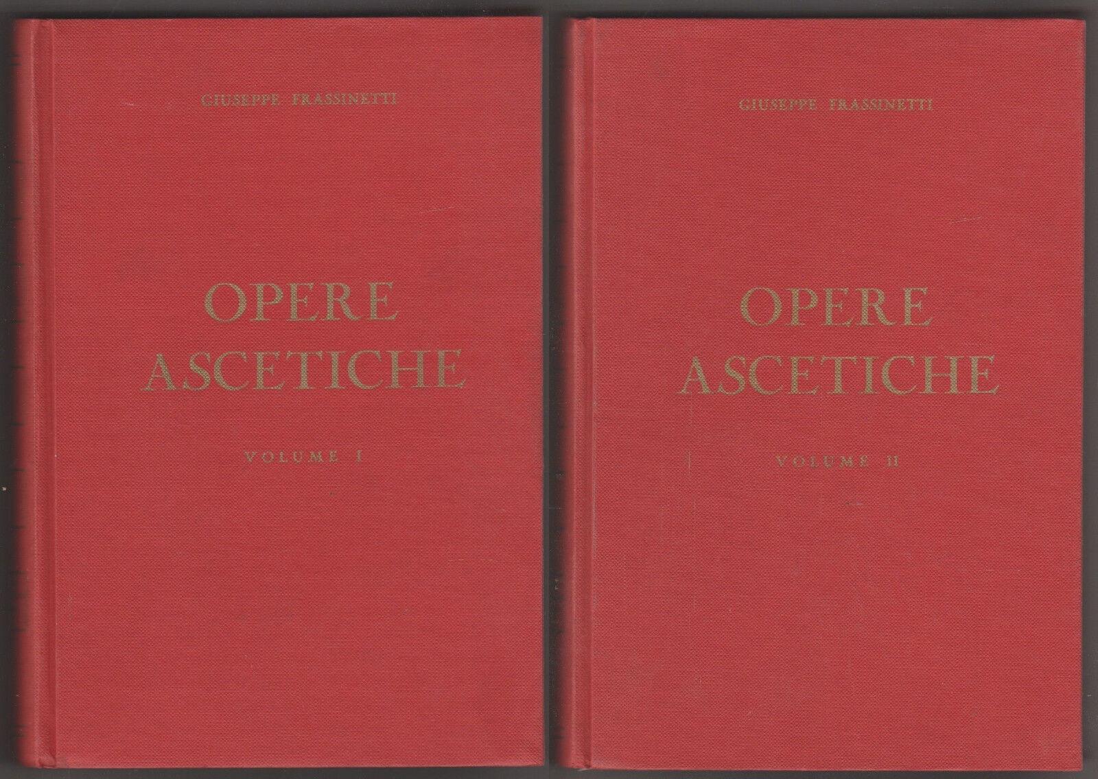 Opere ascetiche (2 voll.)
